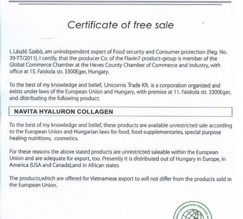 collagencertificate